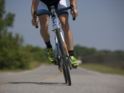 Picture of bike rider