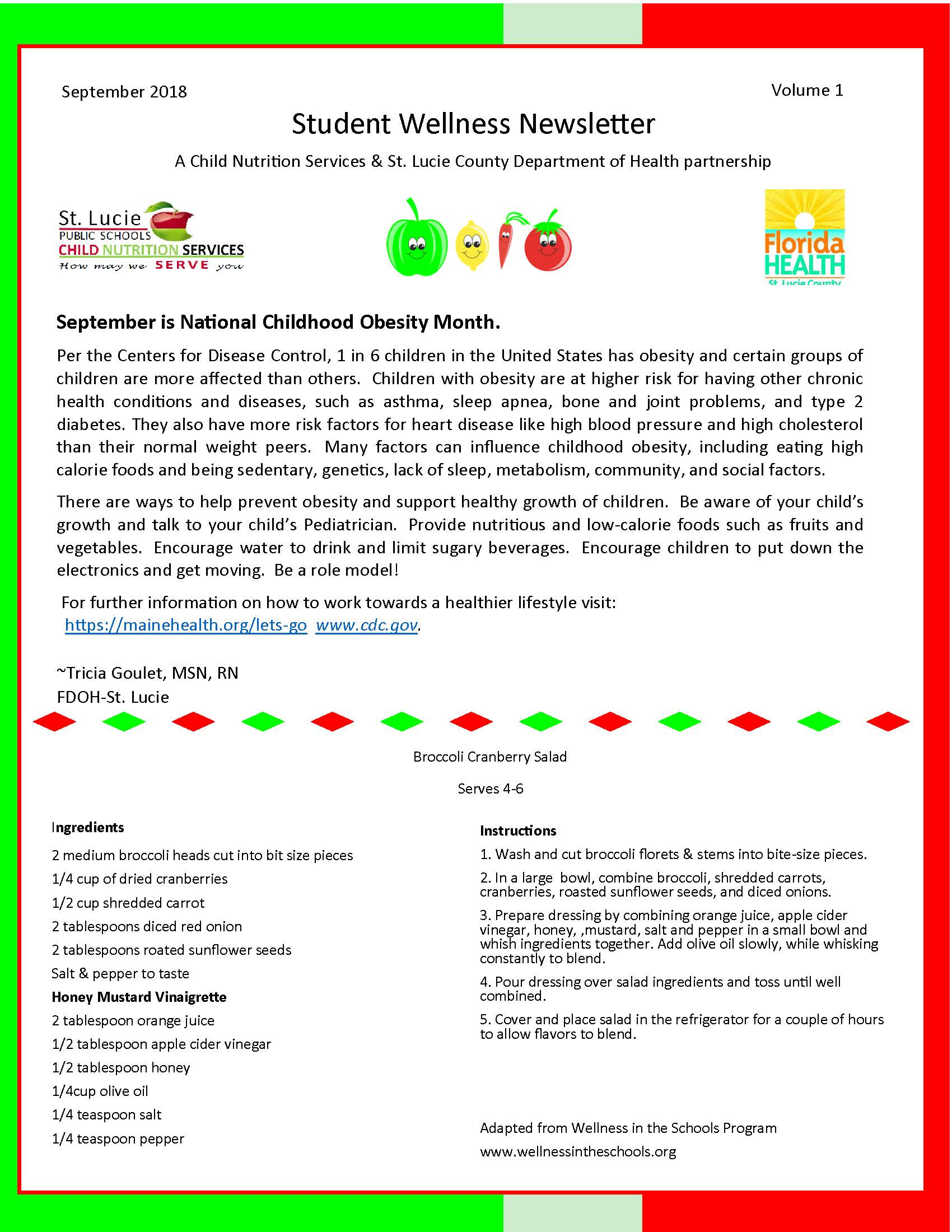 d84ddfbc8d8 Check out the latest Student Wellness Newsletter for more information and  ideas on how to incorporate more fruits and veggies into your day.