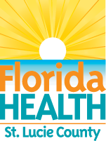 Florida Department of Health in St Lucie logo